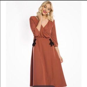 Lindy Bop Midi Dress